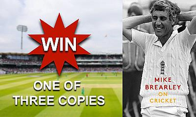 Win a copy of 'Mike Brearley on Cricket'