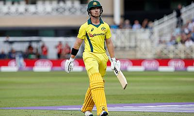 T20I - Australia beat UAE by 7 wickets in Abu Dhabi