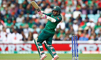 Bangladesh beat Zimbabwe by 7 wickets in 2nd ODI in Chittagong