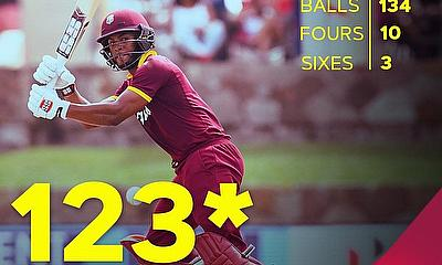 2nd ODI - India  v WINDIES - It's a Tie - Full Match Report