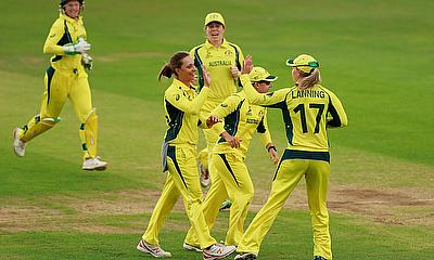 Sophie Molineiux Speaks After Australia Beat Pakistan