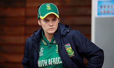 South Africa Women's Captain Dane van Niekerk - Nothing less than the title will do