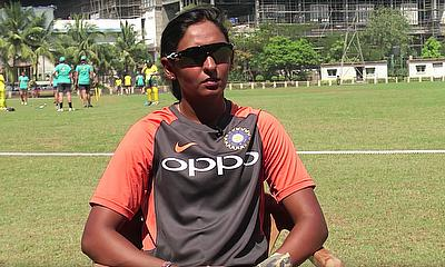 Harman Preet Looking Forward to ICC WWT20