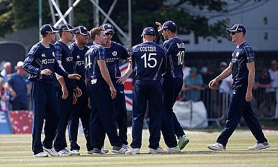 Cricket Scotland Coaching Team Confirmed for La Manga