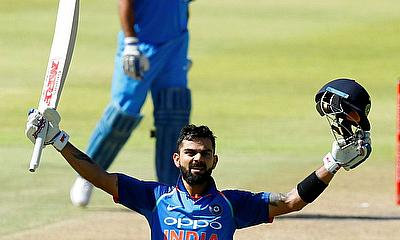 Hope, Hetmyer, Chahal, Dananjaya and Jadeja move up ODI Player Rankings
