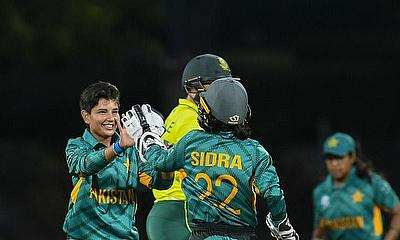 Pakistan stun South Africa in ICC Women's World T20 practice match