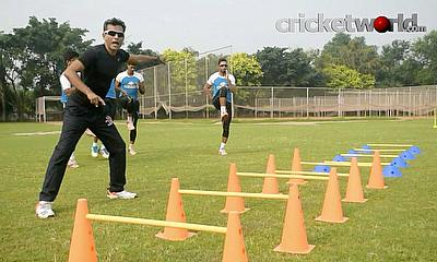 Fast Bowling Training with Chinmoy Roy