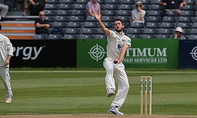 Matt Taylor Signs Extension with Gloucestershire CCC