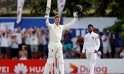 Jennings and Stokes put England in commanding position on Day 3 against Sri Lanka