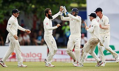England complete Test win over Sri Lanka by 211 runs