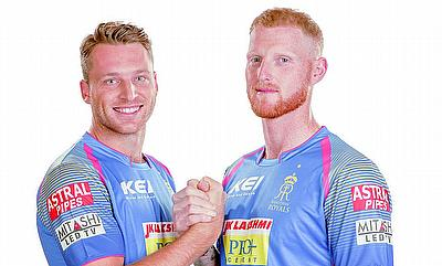 Jos Butler and  Ben Stokes retained by Rajasthan Royals