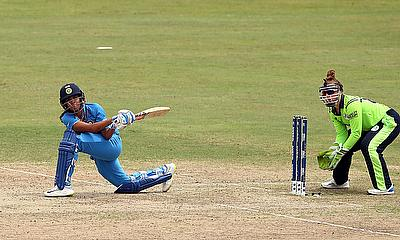 ICC Women's World T20 - India run chase too much for Ireland