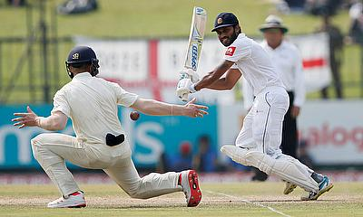 Sri Lanka fight back against England on 4th Day to within 75 runs of victory