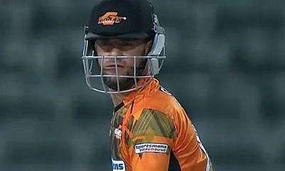 Cape Town Blitz makes it 3 out of 3 beating Giants by 12 runs D/L