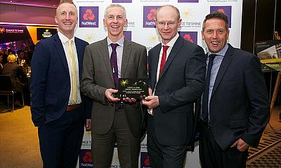 Durham and Worcestershire were the big winners at the Business of Cricket Awards (BOCAs) last night.
