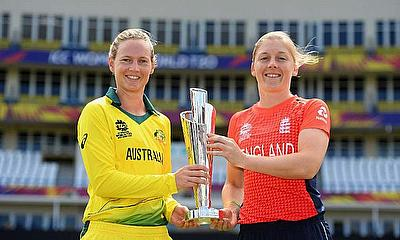 Australia, England prepare for title clash as tournament sees surging crowds