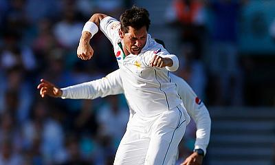 Day 3 2nd Test Pakistan v New Zealand - Spellbound New Zealand mesmerised by Yasir