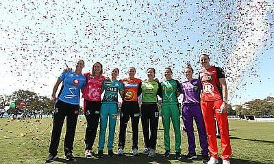 Rebel WBBL 04 Season Launch 30th November