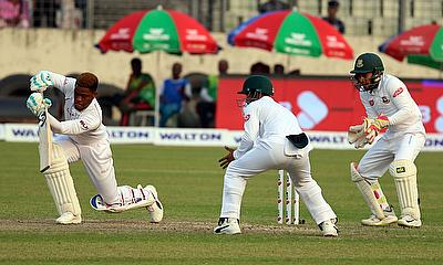 Windies in deep trouble in 2nd Test on day 2 against Bangladesh