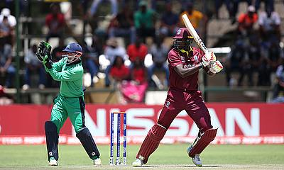 Ireland and West Indies last met in March 2018 at the World Cup Qualifier