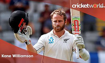 Cricket World Player of the Week – Kane Williamson New Zealand