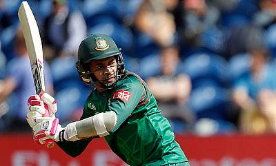 Bangladesh beat Windies in 1st ODI by 5 wickets in Mirpur