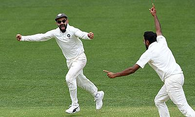 India win the 1st Test in Adelaide against Australia by 31 runs