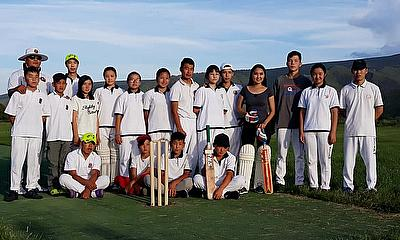 Supporting Grass-roots Cricket in Mongolia