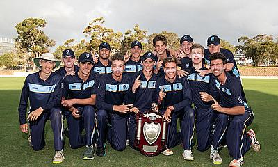 ACT/NSW Country Wins Under 19 Male National Championships