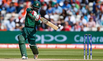 Bangladesh swept to an ODI series win by beating the Windies today