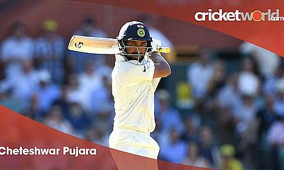 Cricket World Player of the Week – Cheteshwar Pujara India