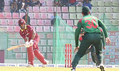 WINDIES lose ODI series 2-1 to Bangladesh
