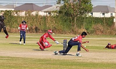 ICC U19 CWC Div.2 - Asia - Oman and Kuwait share trophy as final is tied