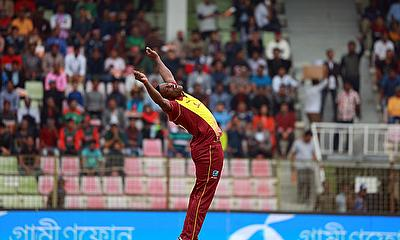 Windies' Hope and Cottrell demolish Bangladesh to win 1st T20I