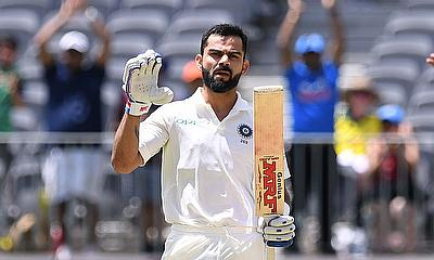 Kohli Consolidates but Williamson Attains Career-high Ranking Points