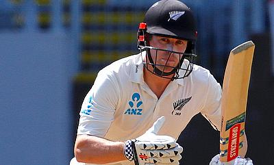 2nd Test New Zealand v Sri Lanka - Latham and Nicholls centuries tighten grip on Sri Lanka