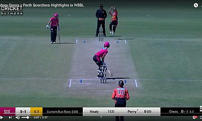 Sydney Sixers too classy for  Perth Scorchers in WBBL
