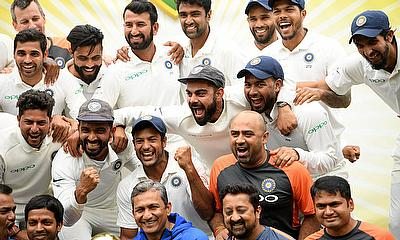 BCCI Congratulates Team India After Historic Series Win