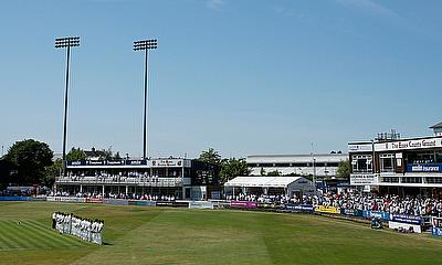 The Essex County Ground, Chelmsford