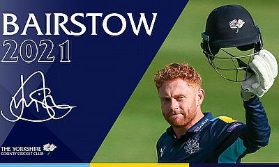Bairstow commits future to White Rose