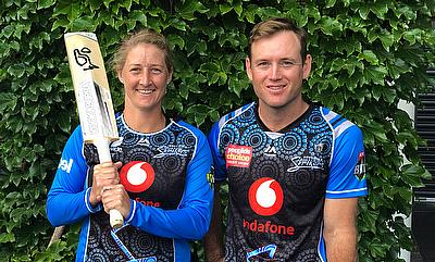 Adelaide Strikers Unveil New Indigenous Design for Alice Springs