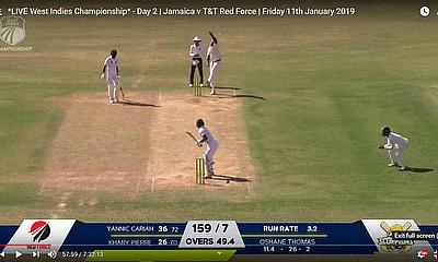 Jaguars and Red Force seize control in the West Indies Championships
