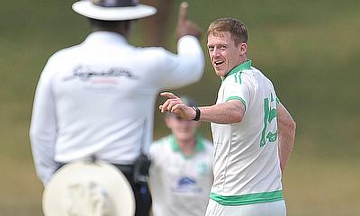 Ruthless Batting Display Puts Ireland Wolves Firmly in Control of Sri Lanka A