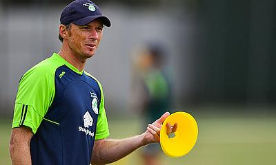 Ireland Wolves Head Coach Pete Johnston Talks About Future of Irish Cricket