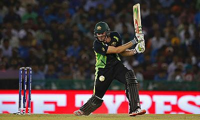 James Faulkner scores the winning runs