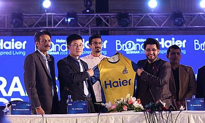 Haier Pakistan to Sponsor Peshawar Zalmi for PSL Season 4
