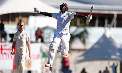 Windies v England 1st Test – Windies in control with England needing 572 to win