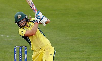 Ellyse Perry has been named the Rebel WBBL|04 Player of the Tournament