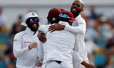 Windies v England 1st Test – Windies win by 381 runs