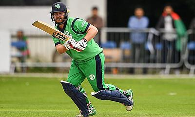 Paul Stirling to Captain Ireland T20 Squad